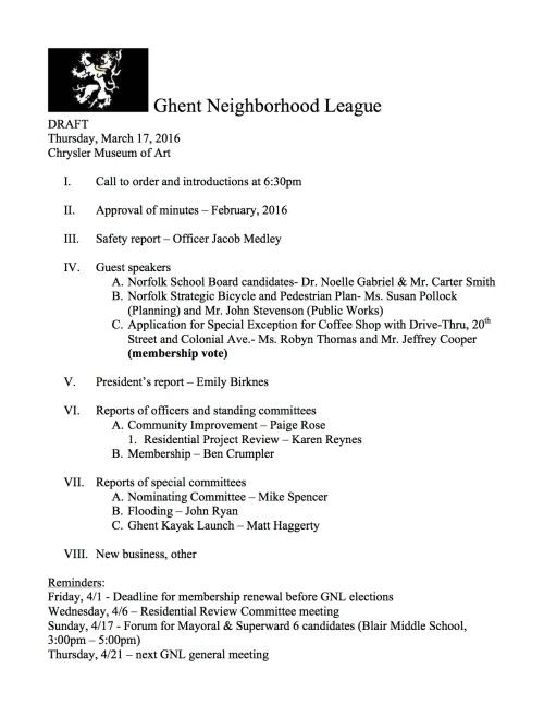 GNL Agenda 20160317_draft