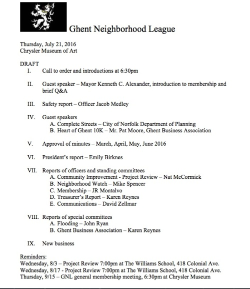 GNL agenda 20160721_draft